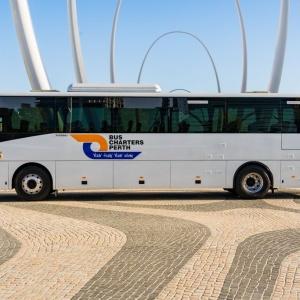 Yutong bus profile