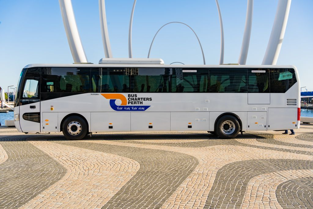 Yutong bus profile